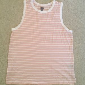 Aerie Striped Tank Top